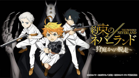 The Promised Neverland : Escape the Hunting Grounds se dévoile sur mobiles