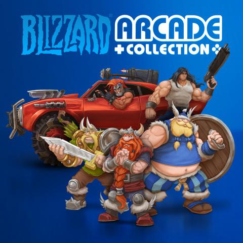 Blizzard Arcade Collection sur PS4