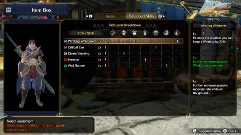 Monster Hunter Rise : un épisode plein de ressources