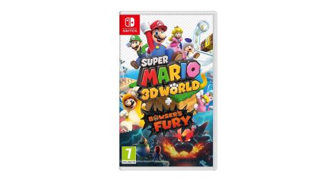 Super Mario 3D World + Bowser's Fury : En promotion chez Cdiscount