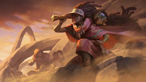 Legends of Runeterra : Un prochain set qui s'annonce dantesque !