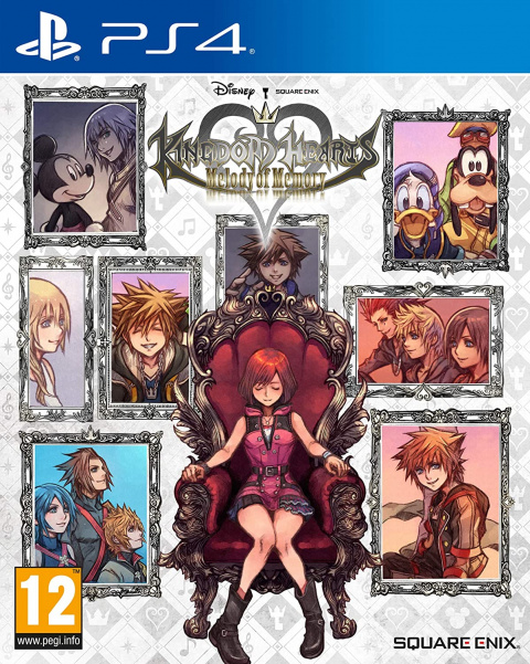 Kingdom Hearts : Melody of Memory sur PS4 à moins de 40€