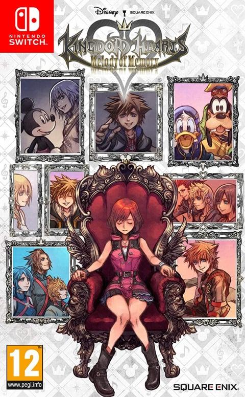 Bon plan PS4 : réduction de -42% sur Kingdom Hearts Melody of Memory