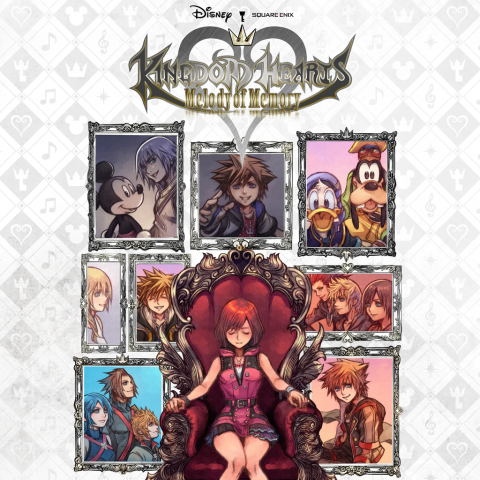 Kingdom Hearts : Melody of Memory sur ONE