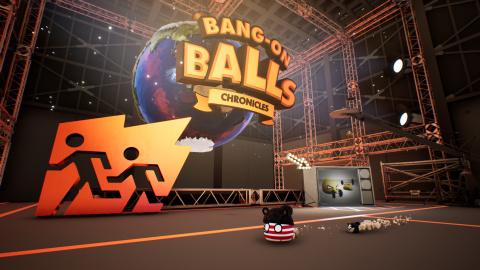 Redécouvrez l'histoire dans Bang-On Balls Chronicles !