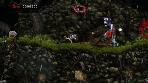Ghosts'n Goblins Resurrection : Un remake sans pitié