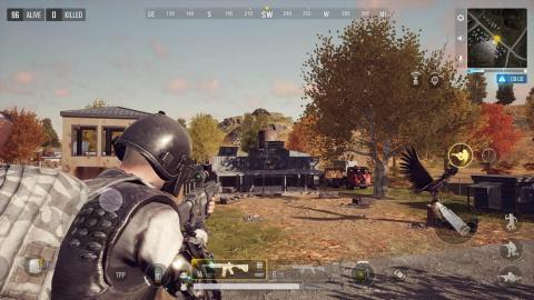 PUBG New State : un nouveau battle royale annoncé sur iOS et Android