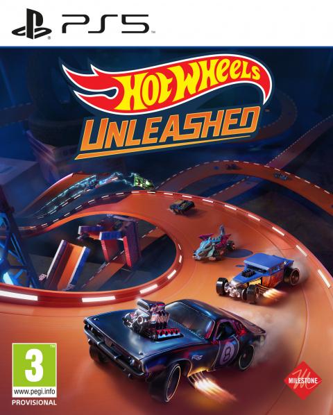 Hot Wheels Unleashed sur PS5