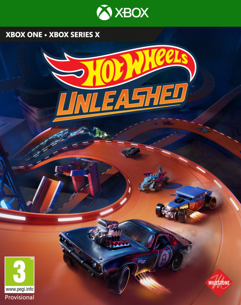 Hot Wheels Unleashed sur ONE
