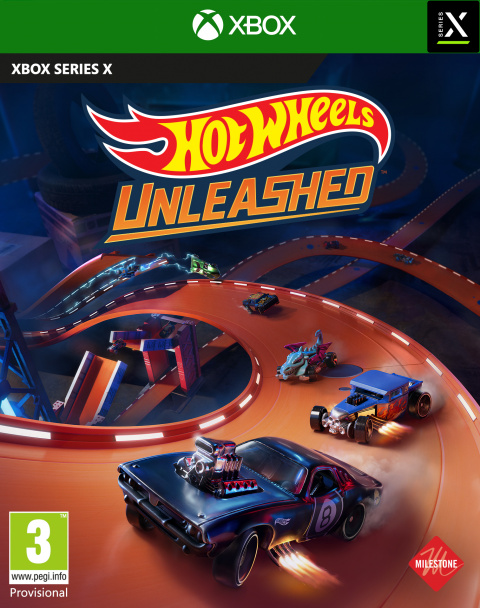 Hot Wheels Unleashed sur Xbox Series