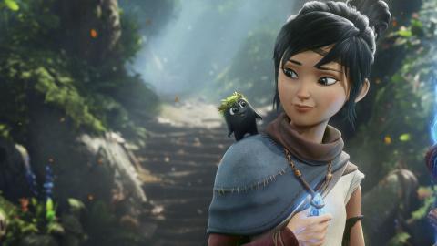 Kena : Bridge of Spirits annonce sa date de sortie sur PS4 et PS5