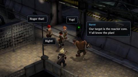 Final Fantasy VII : Ever Crisis précise un peu son fonctionnement
