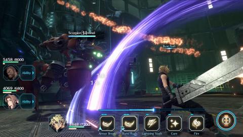 Final Fantasy VII : Ever Crisis - Le jeu mobile retraçant toute la saga FFVII se dévoile