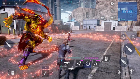 Final Fantasy VII The First Soldier se montrera la semaine prochaine