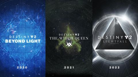 Destiny 2 : L'extension La Reine Sorcière reportée, le cross-play bientôt introduit