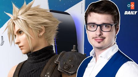 Final Fantasy 7, les multiples annonces !
