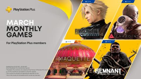 """PlayStation Plus : Les jeux PS5 et PS4 """"gratuits"""" de mars 2021"""