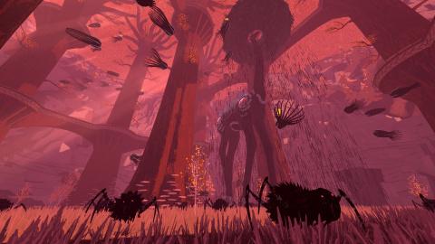 Boomerang X : le FPS de Devolver profite d'un trailer pastel pour sa sortie sur Switch et PC