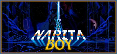 Narita Boy sur PS4
