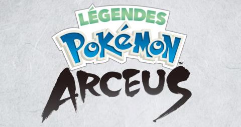 Légendes Pokémon : Arceus sur Switch
