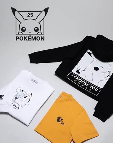 25 ans de Pokémon : la mini-collection aux couleurs de l'anniversaire