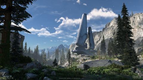 Halo Infinite - Le jeu Xbox Series dévoile six nouvelles images ainsi que deux artworks