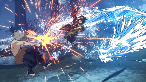 Demon Slayer : Hinokami Keppuutan - Un sixième personnage dévoilé