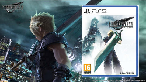 Précommandez FF VII Remake Intergrade PS5 au meilleur prix