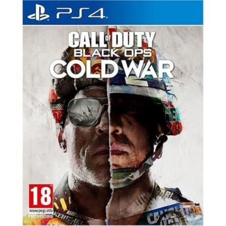 Bon Plan PS4 : Call of Duty Black Ops Cold War en réduction à -21%