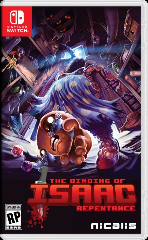 The Binding of Isaac Repentance sortira sur PS5, PS4 et Nintendo Switch l'été prochain