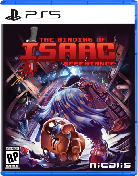 The Binding of Isaac : Repentance sur PS5