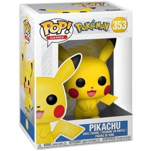 Soldes Funko Pop : Les figurines Pokémon en baisse de prix