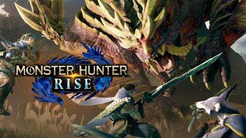 Monster Hunter Rise sur PC