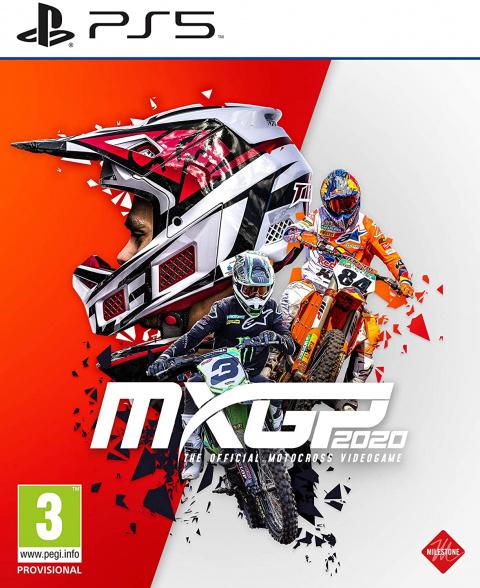 Soldes PS5 : MXGP 2020 en promotion chez Amazon