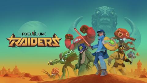 PixelJunk Raiders sur Stadia