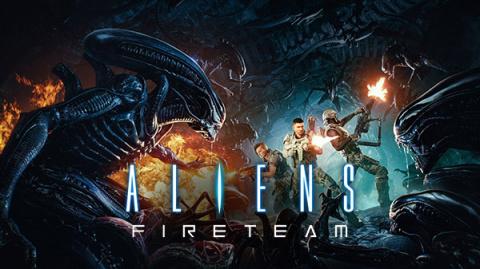 Aliens : Fireteam Elite sur Xbox Series