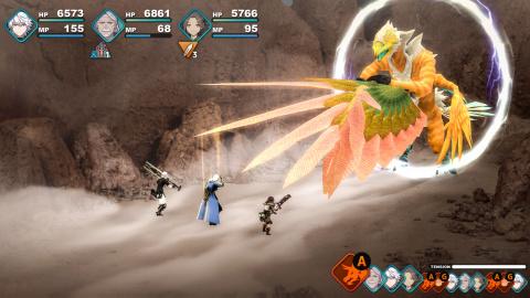 Le papa de Final Fantasy (Hironobu Sakaguchi) nous parle en exclu de Fantasian, son nouveau jeu
