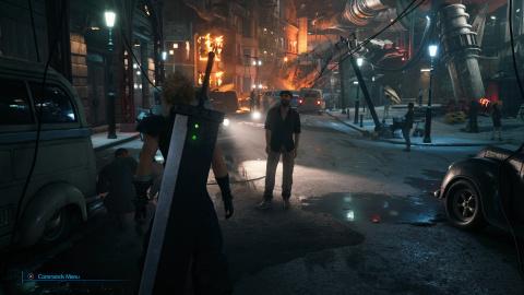 Final Fantasy VII Remake Intergrade s'offre de nouvelles images