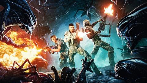 Cold Iron annonce Aliens : Fireteam, un TPS coopératif