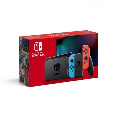 La Nintendo Switch en baisse de prix chez Cdiscount