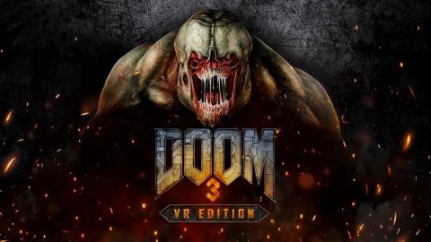 Doom 3 : VR Edition sur PS4