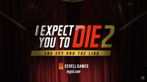 I Expect You To Die 2 : The Spy and the Liar sur PC
