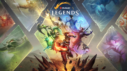 Magic : Legends sur PS4