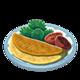 Les omelettes