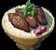 Les recettes au riz