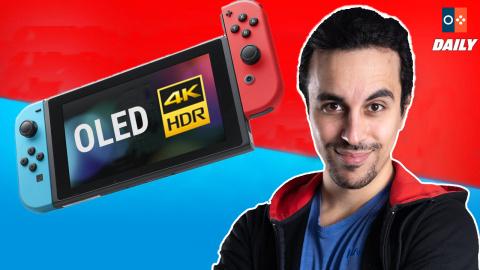 La nouvelle Switch se précise