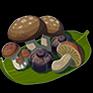 Les plats marinés