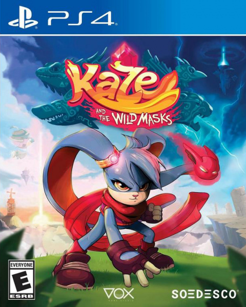 Kaze and the Wild Masks sur PS4