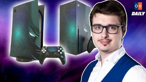 PS5 et Xbox Series aux couleurs de Batman ?