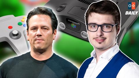 Le patron Xbox dans un documentaire sur Nintendo ?